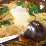 串八珍 - 鶏の親子煮