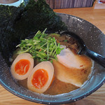 62231508 - 「特製鶏魚介ラーメン」1,030円