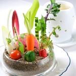 ル・モノポール - 料理写真: