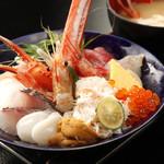 海鮮問屋 柿の匠 - 料理写真:高岡海鮮丼