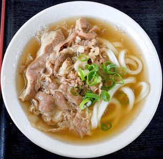 さぬき麺児 - 肉うどん