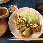 成山 - 料理写真:チキン南蛮(800円)
