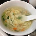 健・美・食 随苑 - スープ
