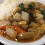 健・美・食 随苑 - 中華丼