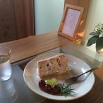 和 - 料理写真:シンプルだけど、とても美味しかったケーキ
