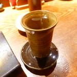 北前居酒屋 佐勘  - 冷酒(黒龍)