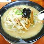 みそ壱 - 野菜味噌ラーメン