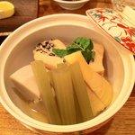 小石川 かとう - 野菜の炊き合わせ