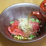 麺匠 ちゃかぽん - 料理写真:赤鬼うどん二代目