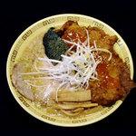 江川亭 - 排骨麺