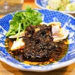 六徳 恒河沙 - 口水鶏