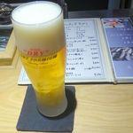 鮨 みひろ - ドリンク写真: