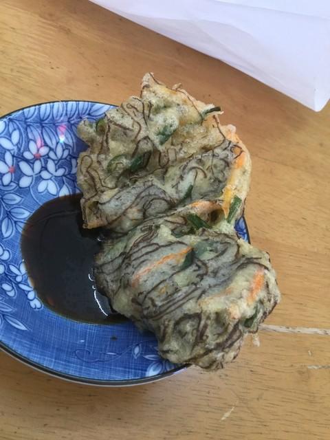 ゆいまーる - 首里/天ぷら [食べ...