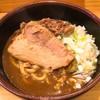 ZEYO. - 料理写真:カレーうどん+ほぐし肉+ねぎ