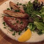 イタリア食堂 Necco - トリッパのカツレツ