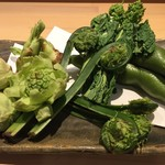 和食天ぷら さくさく - 料理写真: