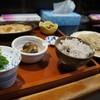 千尋 - 料理写真:ざるそばと、かつとじがセットになったものをいただきました(2017.2.6)
