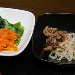 KOREAN DINING 長寿韓酒房 - ナムル