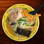 江川亭 - 野菜麺