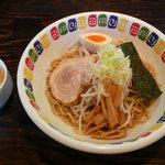 江川亭 - 料理写真:油麺
