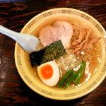 江川亭 - 鶏ガラスープはあっさり