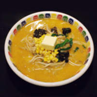 江川亭 - 当店オリジナルの味噌ラーメン