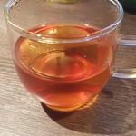 grow - サービスの温かいお茶