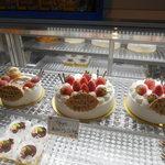 洋菓子工房 queue - 誕生日ケーキ♡