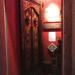 ワルン プアン - 入口