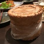 ワルン プアン - カオニャオ(タイのモチ米)