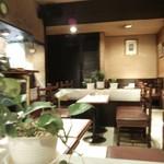 えんどう豆 - 店内風景・1