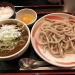 小平うどん - 【2017.1.30】カレーうどん肉増し¥700