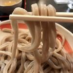 小平うどん - 【2017.1.30】極太うどん‼︎歯応えが凄い‼︎