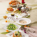 サンマルク - 料理写真:季節誕生日コース冬