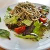 十割つけ蕎麦ムラマサ - 料理写真:十割蕎麦サラダ