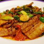 沸騰漁府 - 回锅肉