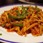沸騰漁府 - 鱼香肉丝