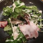 焼き鳥・炙り炭焼き をどり - 本日のサラダ