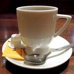 62257516 - ロイヤル千歳洋食軒 「セットのコーヒー」