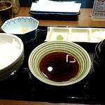 那かむら - 料理写真:なでしこ定食 注文したら 先に天ぷらなしで御膳が出て来た‼