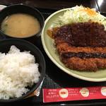 矢場とん - 料理写真: