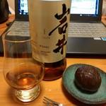 62258437 - ラムボールは甘党飲兵衛の私には良いウイスキーのおつまみでした♪