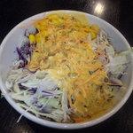 肉のはせ川 - サラダ