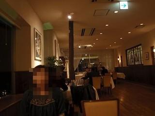 レストラン鳥居平 - 店内