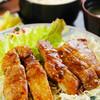 大松 - 料理写真:トンテキセット