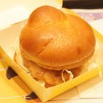 マクドナルド - チキンタルタ(380円)2017年2月