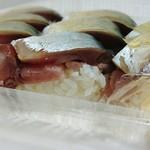 榮寿司 - 鯖すし     ¥800