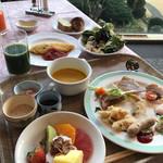 ルミエール - 朝食ブッフェ2700円