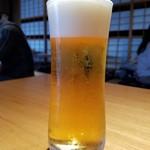 62262018 - キリン一番搾り生ビール(630円)