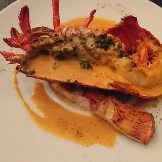 レストラン コーイン - 料理写真:アメリケーヌソースは正義なのだ( ・´ー・`)どや